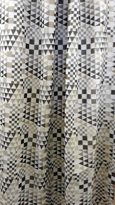 Ткань Аргос- фото в интерьере