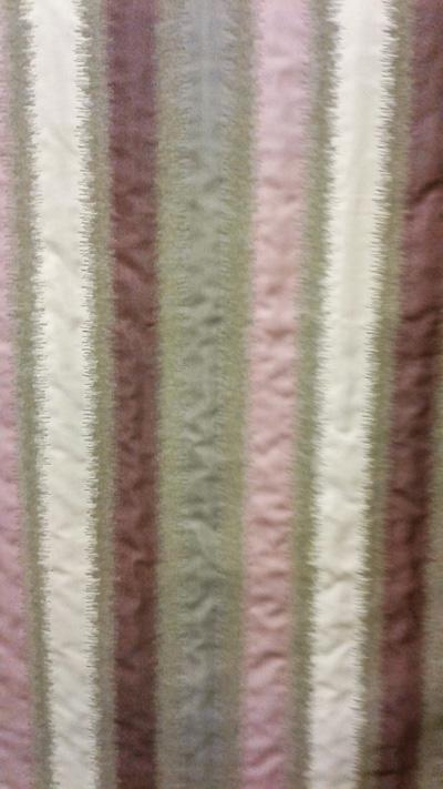 Ткань Банту -  фото в интерьере