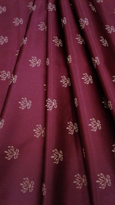 Ткань Империо -  фото из интерьере