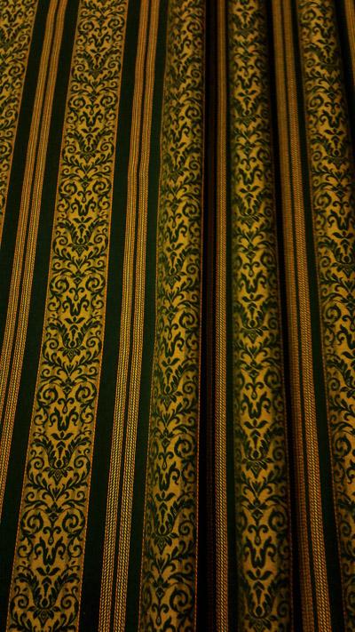 Ткань София -  фото из интерьере